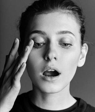 Interview: Model Nancy Shvab (Russia)