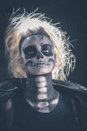 Interview: Model/Make-up artist  Stacey Germonprez (Belgium)