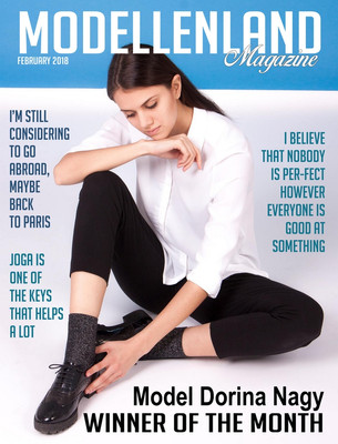 Winners Issue Dorina Nagy IS OUT