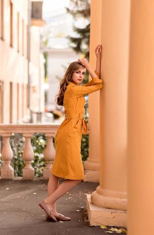 Interview: Model Polina Galaganova (Belarus)