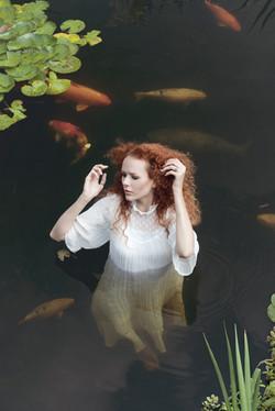 Inside the Pond