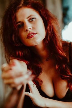 Interview: Model  Eva Cywinski (Belgium)
