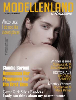 Interview: Cover Girl Silvia Bandera (Italy)