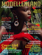 Bio: Cover Girl Oulimata Gueye Gallet (France)