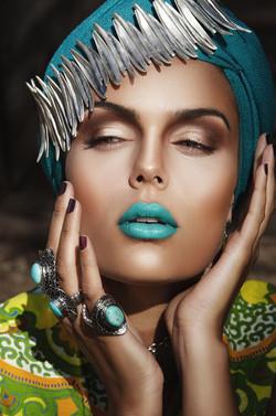 Model: Farrieda Smit