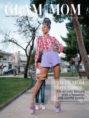 Glam Mom Magazine - May 2021