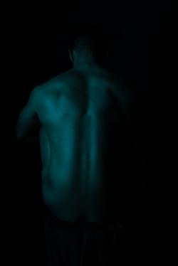 Dark Blue Male