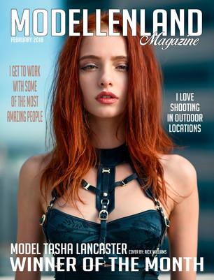 Interview: Winner of the month Model Tasha Lancaster (Australia) (Cover Girl lookbook32)