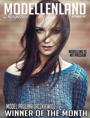 Interview: Model Paulina Zaczkiewicz (Poland) (Winner of the Month)