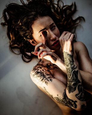 Interview: Model/Dancer Es Pucca (Netherland)