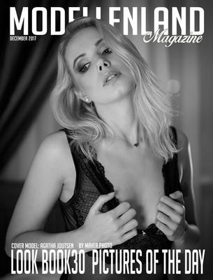 Interview: Model Agatha Joutsen (Poland) Cover girl Lookbook30