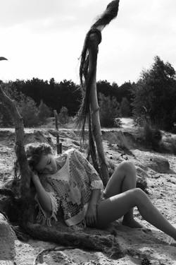 Model: Frederique Hollekebe