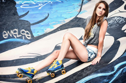 Model: Emilie Lambert