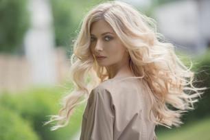 Interview: Model Inga Pustynnikova (Russia)