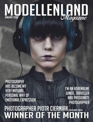 Interview: Photographer Piotr Cierniak (Disillusion Photography) (Poland) Winner of the month