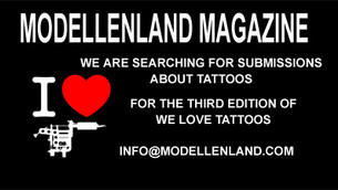 WE ARE SEARCHING FOR SUBMISSIONS ABOUT TATTOOS