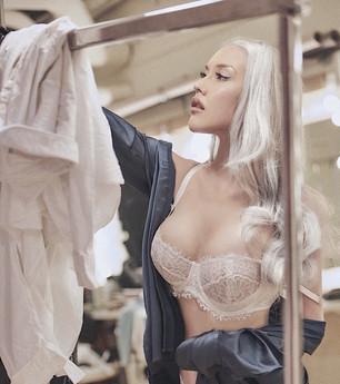 Interview: Model Gabriella Lomm Mann (Sweden)