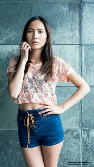 Interview: Model Jaquelen Silva (Los Angeles)