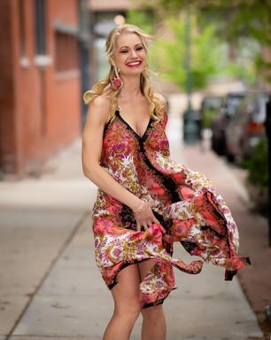 Interview: Model Marti Jo Brooks (USA)
