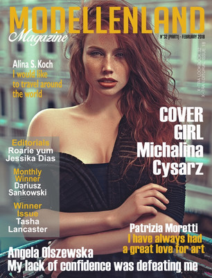 Interview: Cover Girl Michalina Cysarz (Poland)