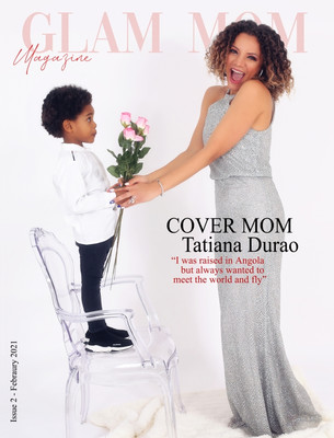 Glam Mom Magazine - February 2021