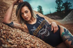 Interview: Model Daniela Reisinger (Austria)
