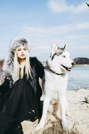Editorial: Wolf, By Evgenia Garbaletova