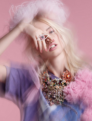 Interview: Model Ira Pavlova (Russia)