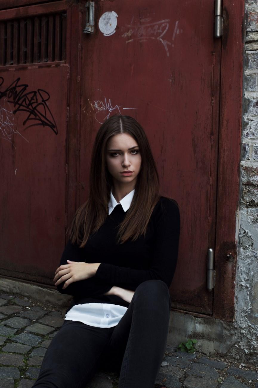 Model: Eva Vannopen