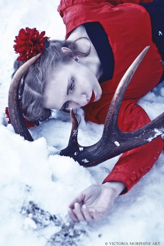 Photographer - Victoria Morphine