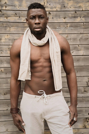 Interview: Model Maurice Massa (UK)