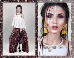 Aleksandra Rybak stylist: Kasia Lewa