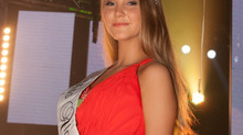 Binnenkort op de cover Hélène Gommers Miss Almere 2016