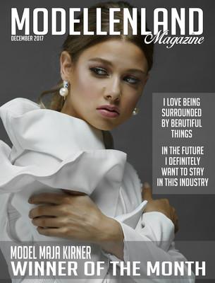 Interview: Model Maja Kirner (Germany) Winner of the Month