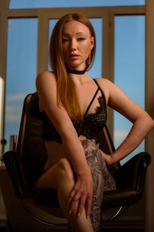 Interview: Model Natalie Schjerva (Sweden)