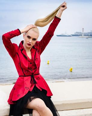 Bio: Model Ingrida Ilgine (Lithuania) (Ireland)