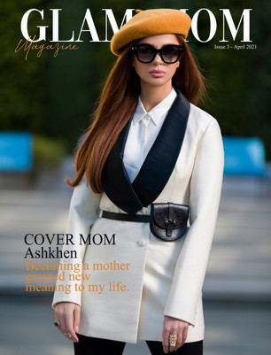 Glam Mom Magazine - April 2021