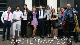 Cover shoot  (issue4) in Amsterdam