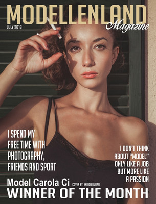 Interview: Model Carola Ci (Italy)(Winner of the month)