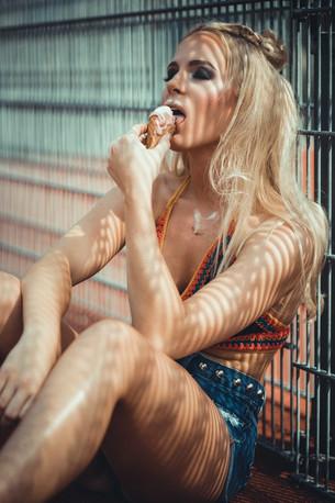 Interview: Model Melanie Christina (Austria)