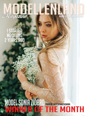 Interview: Model Sonia Ziobro (Poland) Winner of the month