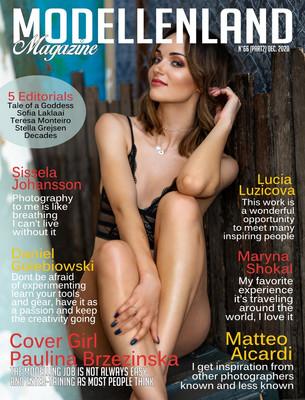 Interview: Cover Girl Paulina Brzezińska (Poland)
