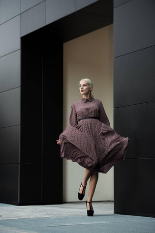 Interview: Model Sarah Fusi (Italy)