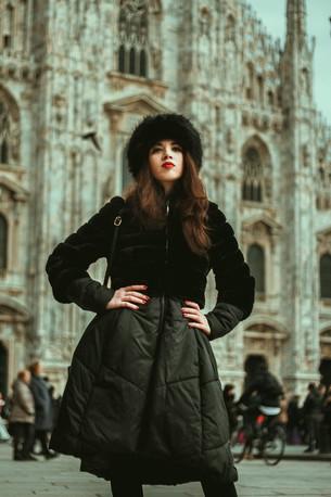 Interview: Model Taiga Hoshi – Aurélie (Italy)