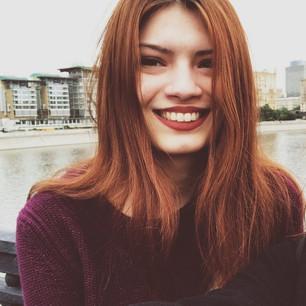 Interview: Model Rita Savinova (Moscow, Russia)