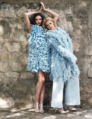 Editorial: ELSA & SUSANA, Christina V Henningstad