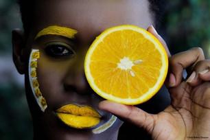 Interview: Model Linda Ezoa  (Ivory Coast, West Africa)