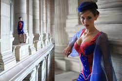 Model: Morgane Walbrecq