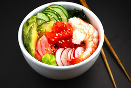 We Love Food: SUSHI IN A BOWL
