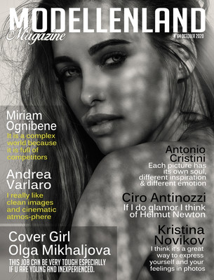 Interview: Cover Girl Olga Mikhaljova (Russia)
